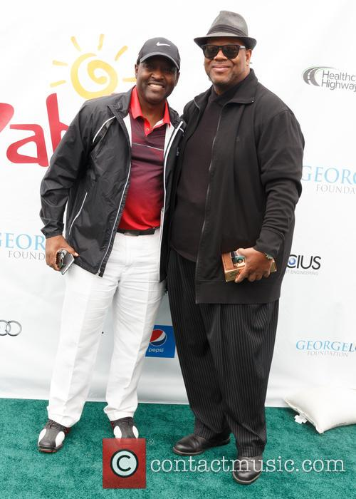 Johnny Gill and Jimmy Jam 1