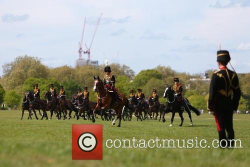 Royal Horse Artillery 4