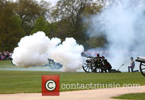 Royal Horse Artillery 8