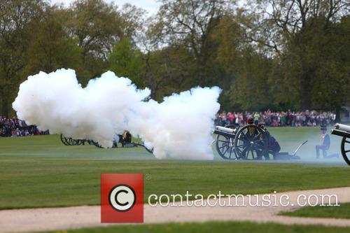 Royal Horse Artillery 9