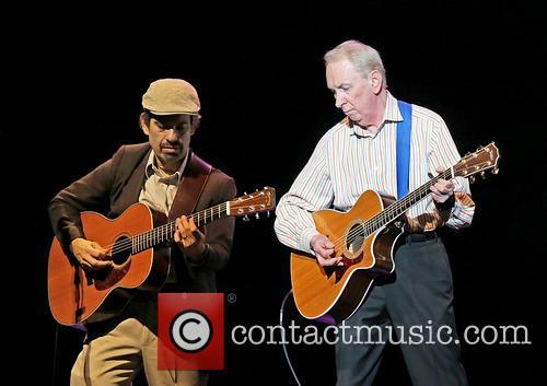 Al Stewart and Dave Nachmanoff 5