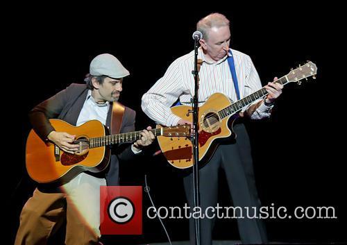 Al Stewart and Dave Nachmanoff 6