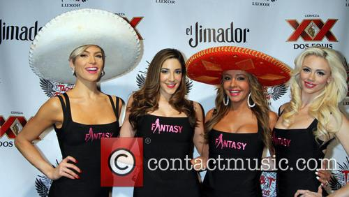 Arianny Celeste and The Girls Of Fantasy 5