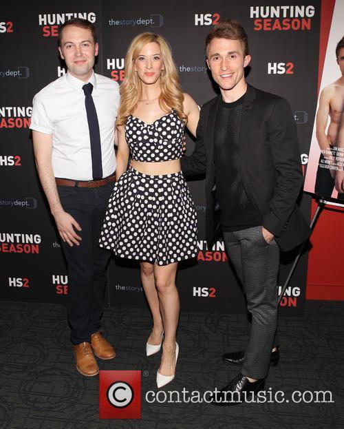 Josh Hemphill, Illana Becker and Ben Bauer 2