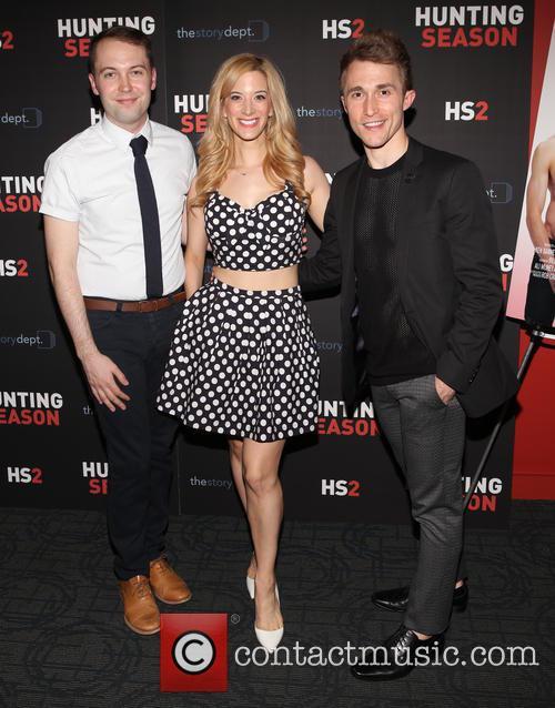 Josh Hemphill, Illana Becker and Ben Bauer 1