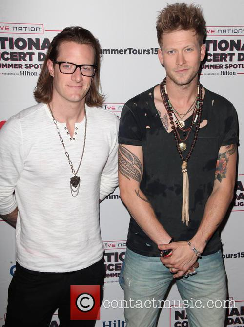 Tyler Hubbard, Brian Kelley and Florida Georgia Line 3