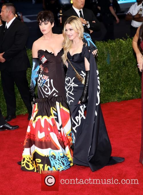 Katy Perry and Madonna 3