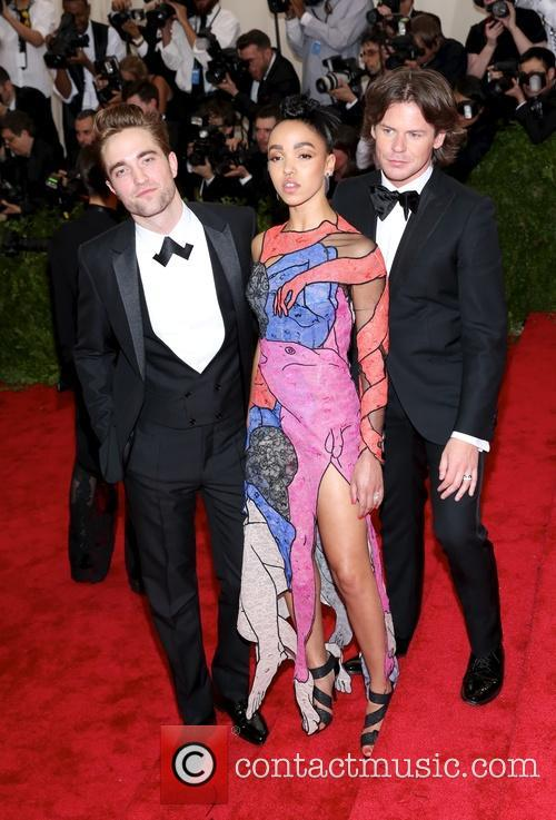 Robert Pattinson and Fka Twigs 2