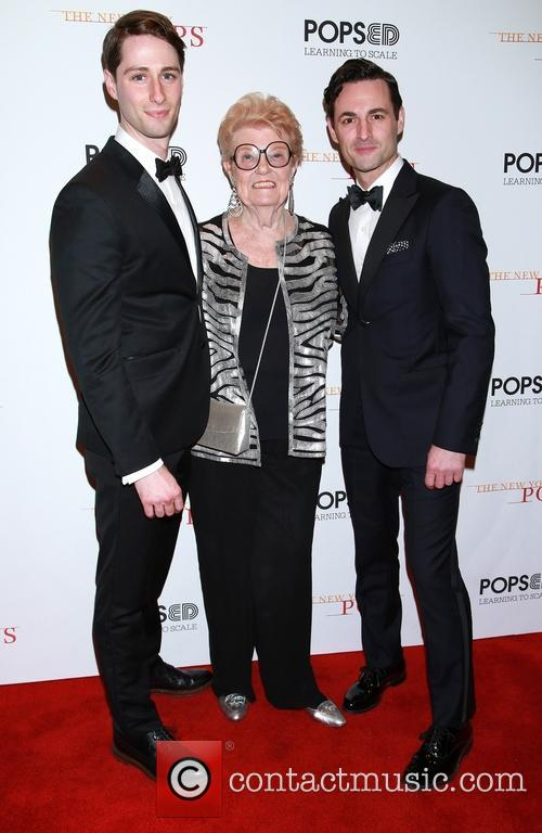 Daniel Rowan, June Freemanzon and Max Von Essen 8
