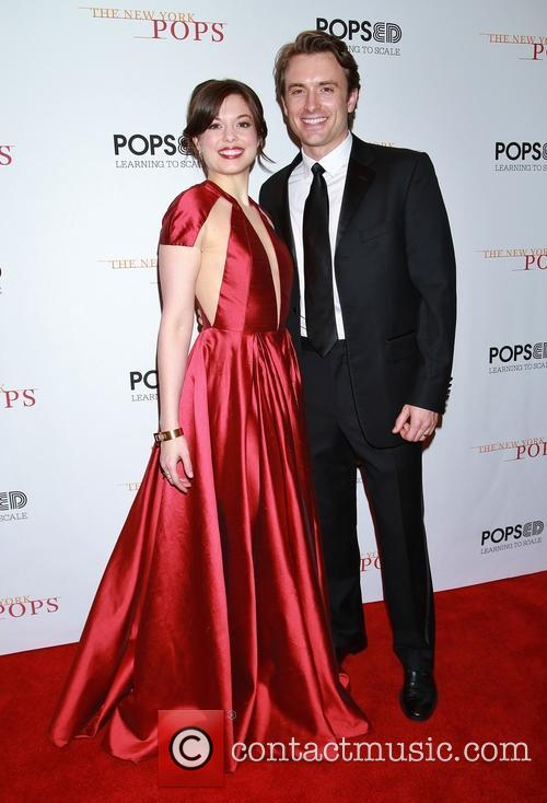 Margo Seibert and James Snyder 1