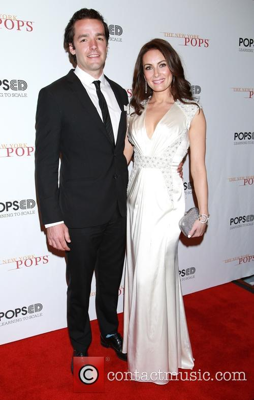 Patrick Brown and Laura Benanti 1