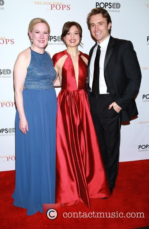 Kathleen Marshall, Margo Seibert and James Snyder 5