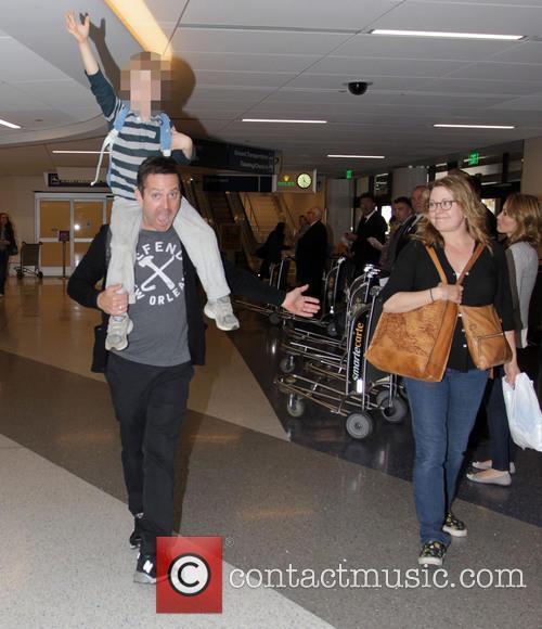 Thomas Lennon, Jenny Robertson and Oliver Lennon 4