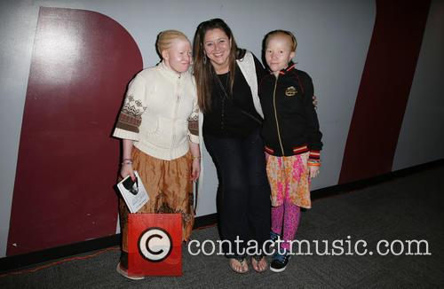 Bibiana Mbuchi, Camryn Manheim and Tindy Mbuchi 2