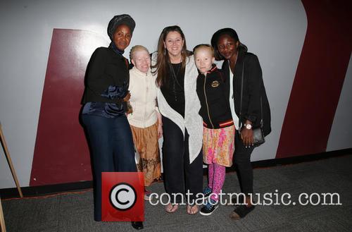 Bibiana Mbuchi, Camryn Manheim, Tindy Mbuchi and Guests 4