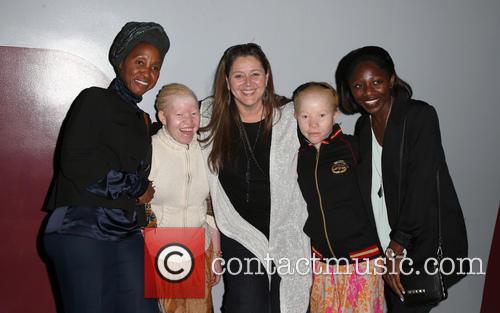 Bibiana Mbuchi, Camryn Manheim, Tindy Mbuchi and Guests 5