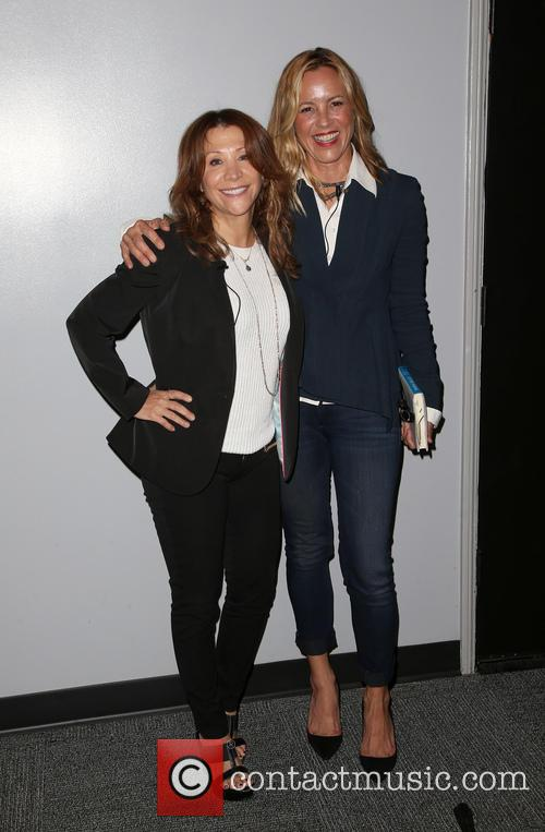 Cheri Oteri and Maria Bello 4