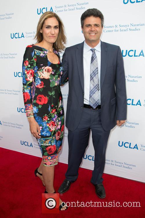 Soraya, Lisa Golshani and Dr. Peyman Golshani 2