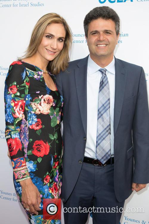 Soraya, Lisa Golshani and Dr. Peyman Golshani 3
