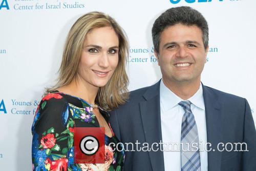 Soraya, Lisa Golshani and Dr. Peyman Golshani 4