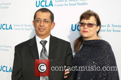 Soraya, Yoram Cohen and Lottie Cohen 10