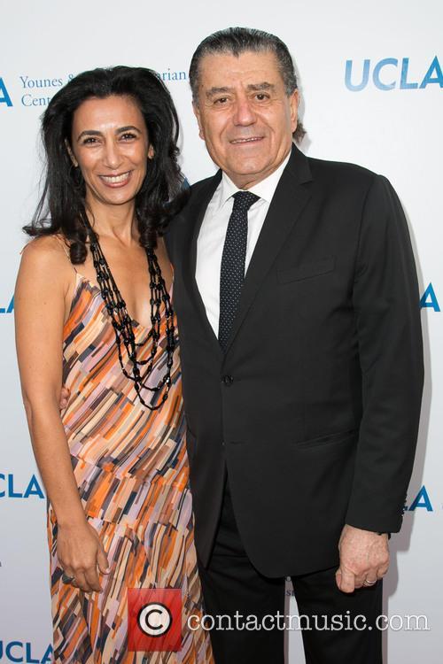 Haim, Sharon Nazarian and Soraya 3