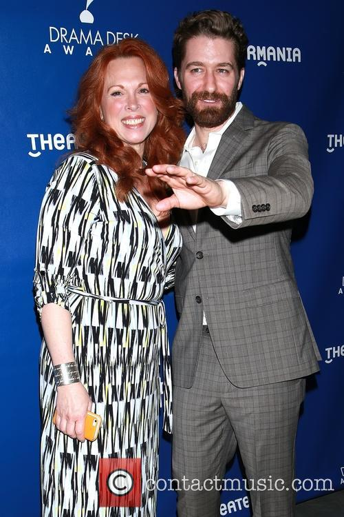 Carolee Carmello and Matthew Morrison 3