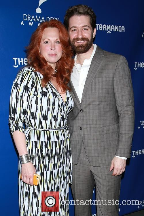 Carolee Carmello and Matthew Morrison 4