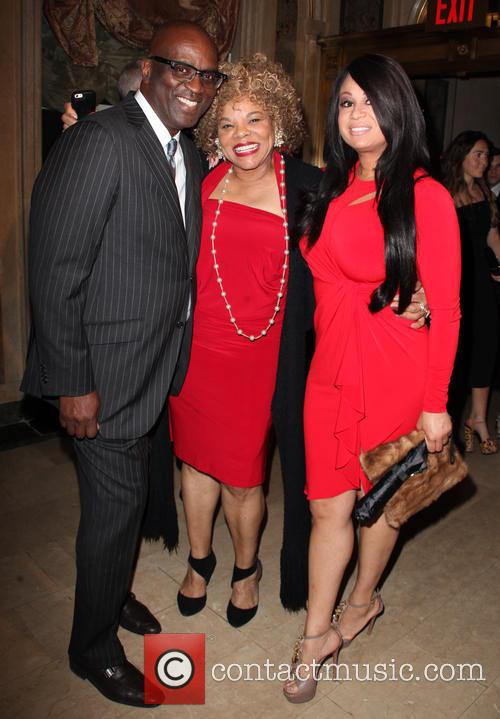 Dr. Thomas Howard Jr. Ed.d, Jamie Brown and Cee Cee Peniston 2