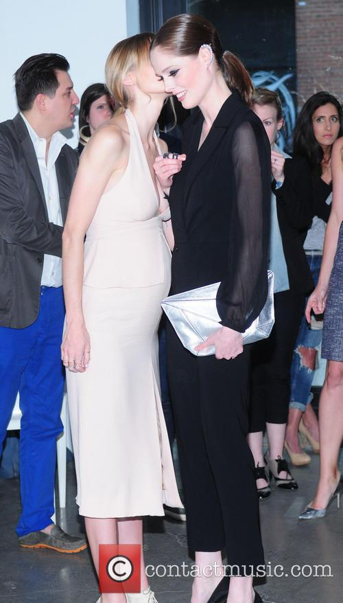 Coco Rocha and Jamie King 4