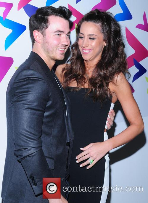 Kevin Jonas and Dani Jonas 2