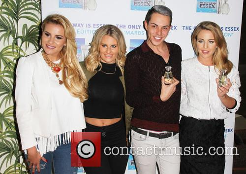 Georgia Kousoulou, Danielle Armstrong, Bobby Cole Norris and Lydia Rose Bright 2
