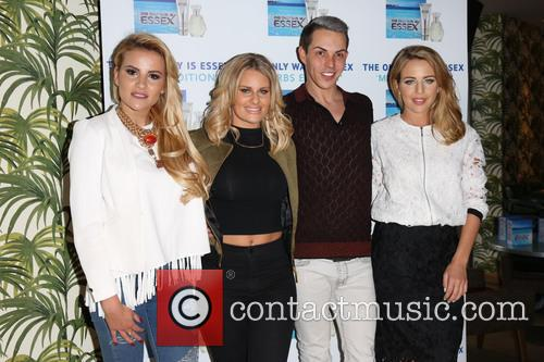 Georgia Kousoulou, Danielle Armstrong, Bobby Norris, Lydia Bright and Lydia Rose Bright 11