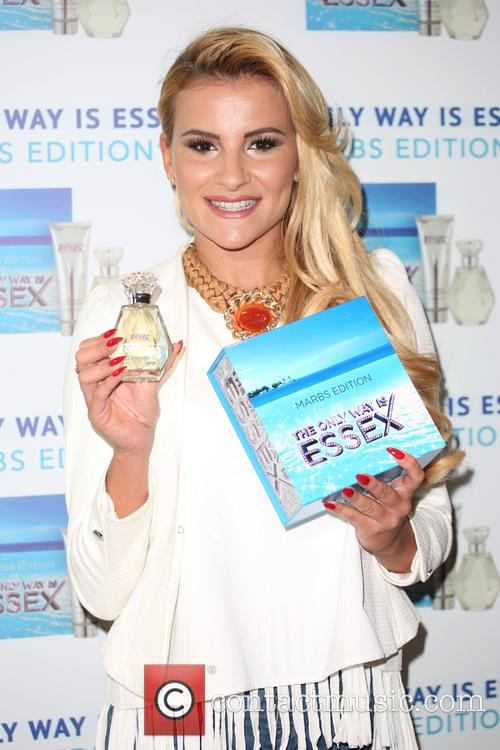 TOWIE - fragrance launch