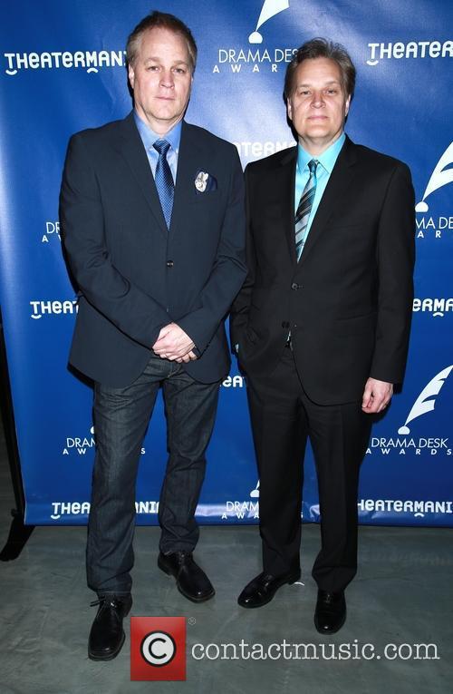 Karey Kirkpatrick and Wayne Kirkpatrick 9