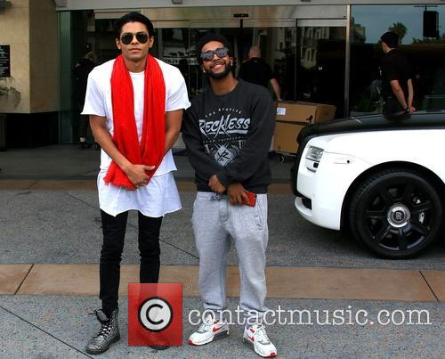 B Howard and Omarion 6