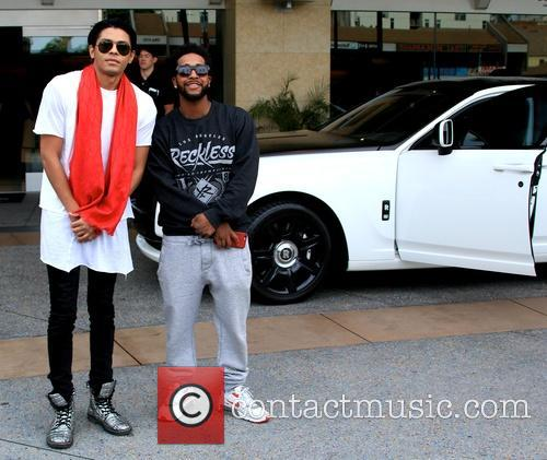 B Howard and Omarion 7