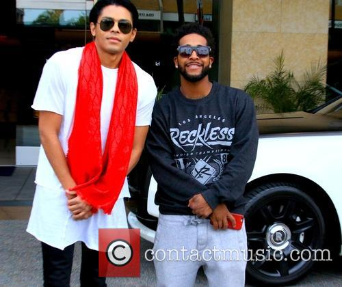 B Howard and Omarion 1