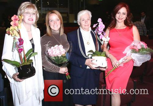 Aida Vedisheva, Sofiya Fikhman and Lucy Alex 5