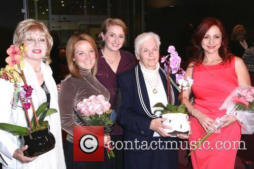 Aida Vedisheva, Sofiya Fikhman and Lucy Alex 6