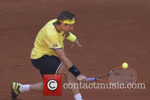 Tennis and David Ferrer 2