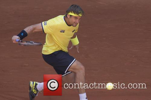 Tennis and David Ferrer 3