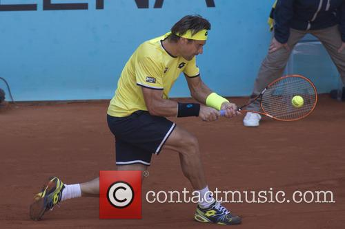 Tennis and David Ferrer 5