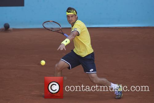 Tennis and David Ferrer 6