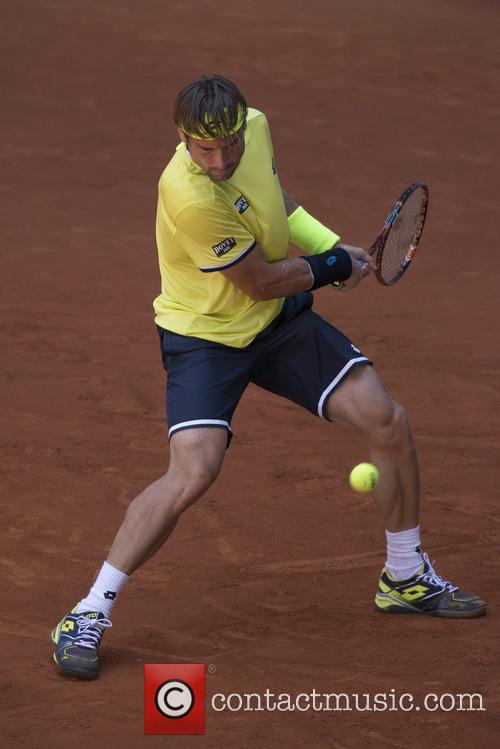 Tennis and David Ferrer 7