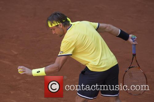 Tennis and David Ferrer 8