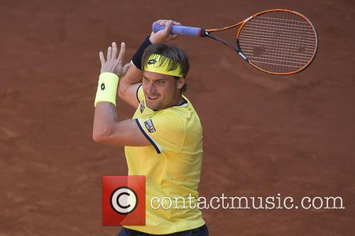 Tennis and David Ferrer 9