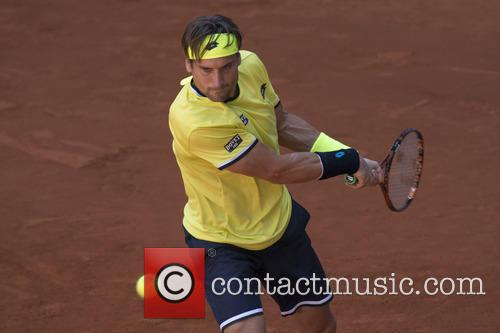 Tennis and David Ferrer 10