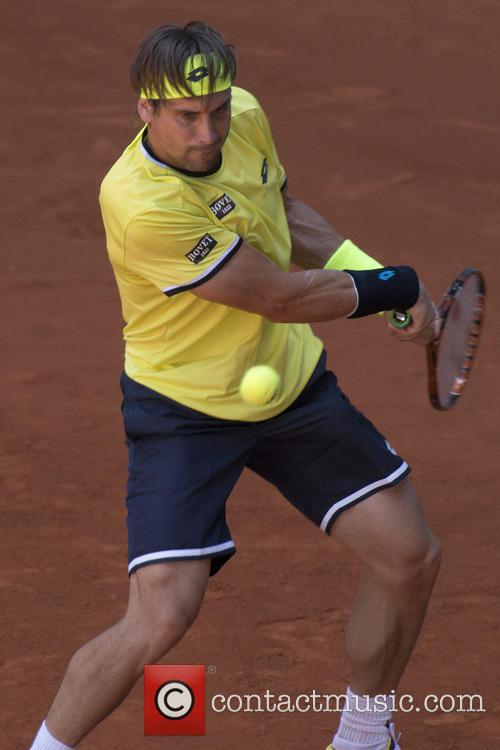 Tennis and David Ferrer 11