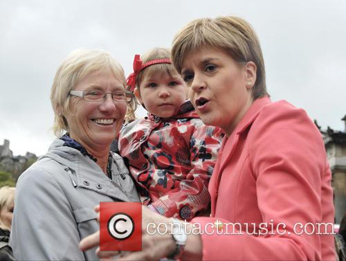 Nicola Sturgeon and Atmosphere 1